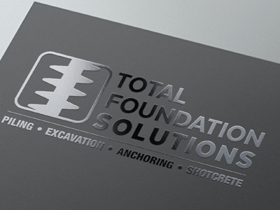 Total Foundation Solutions Logo