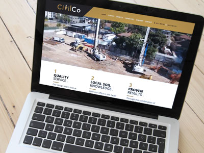 CivilCo Website