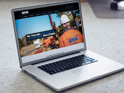 Innovative Piling Website