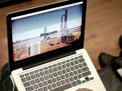 Pilecom Website